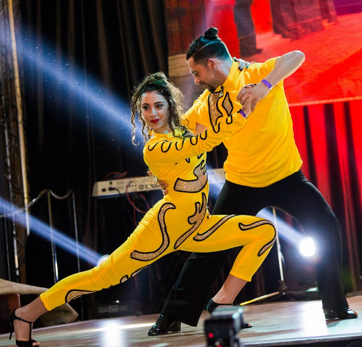 plesno tekmovanje