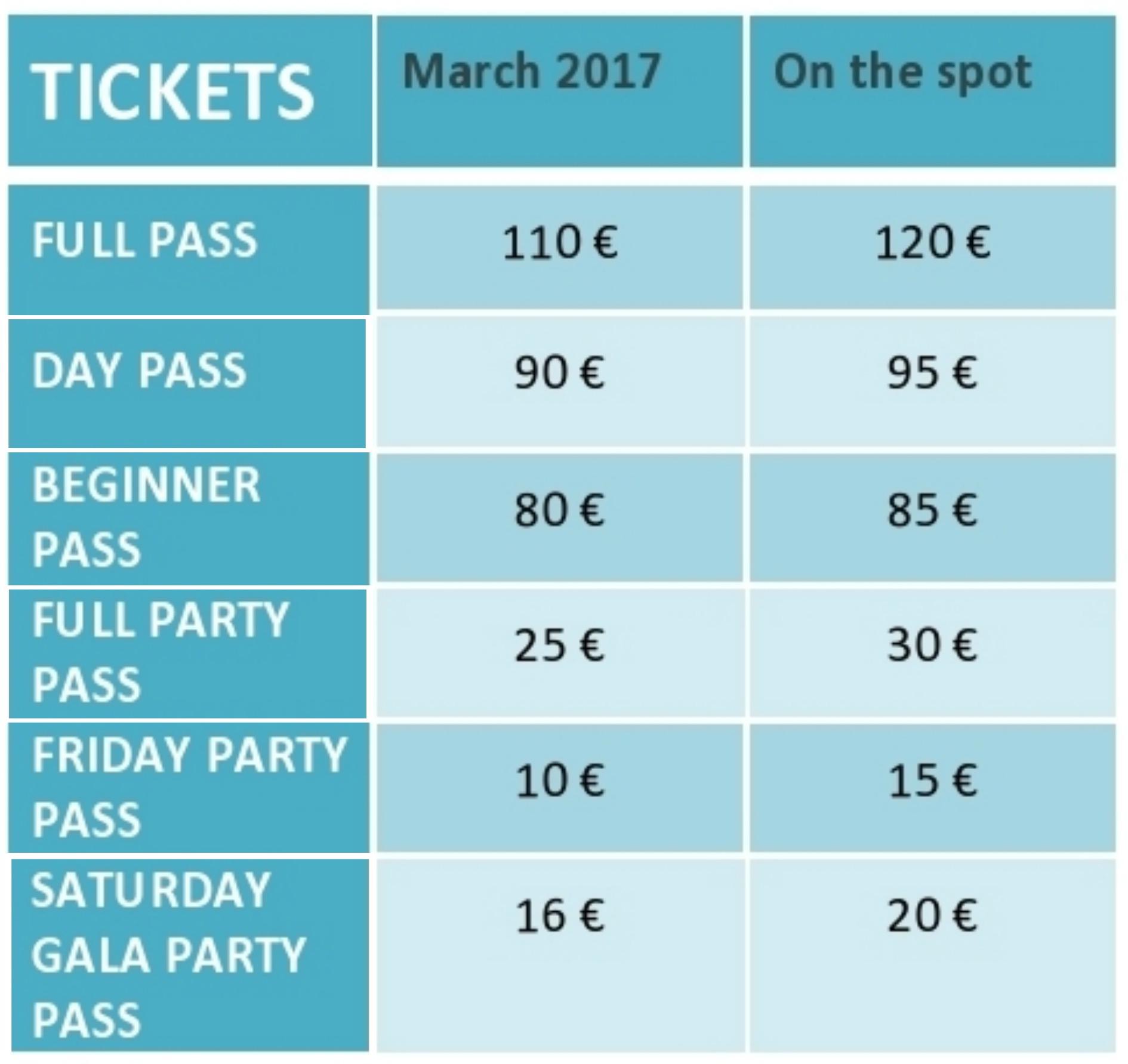 pricelist marec 2017
